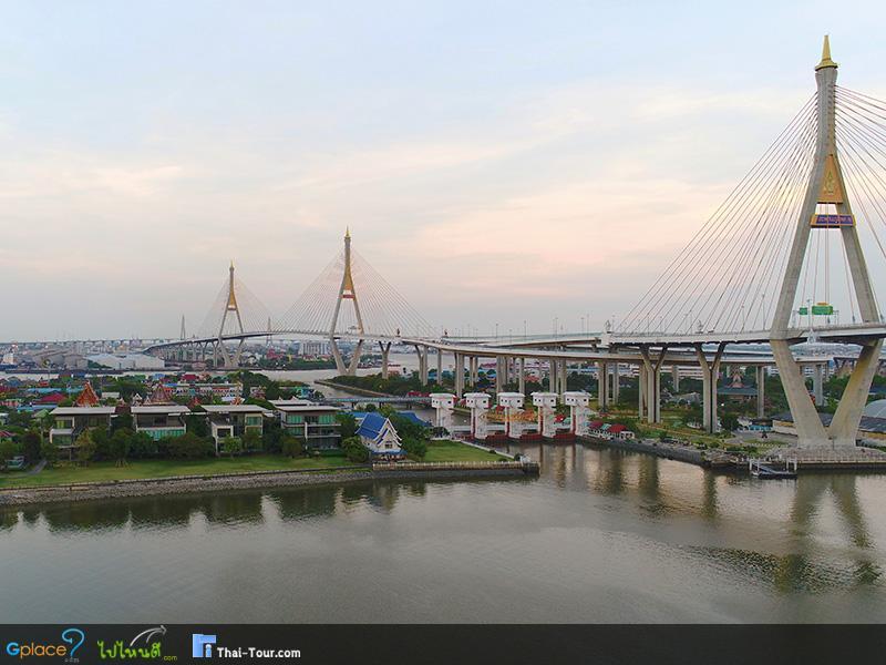 ถนนสะพานสวยๆ ทั่วไทย