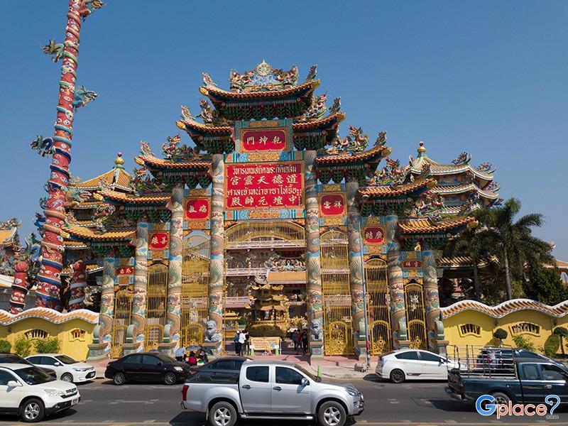 รูทตรุษจีน ไหว้พระ-ศาลเจ้า แล้วเที่ยวต่อ