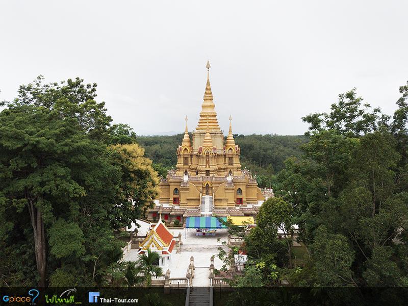 Phra Mahathat Chedi Phra Phutthathammaprakat