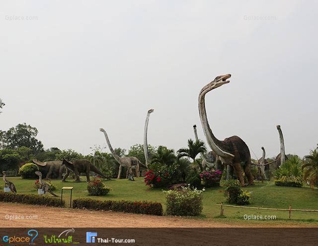功犒山恐龙公园