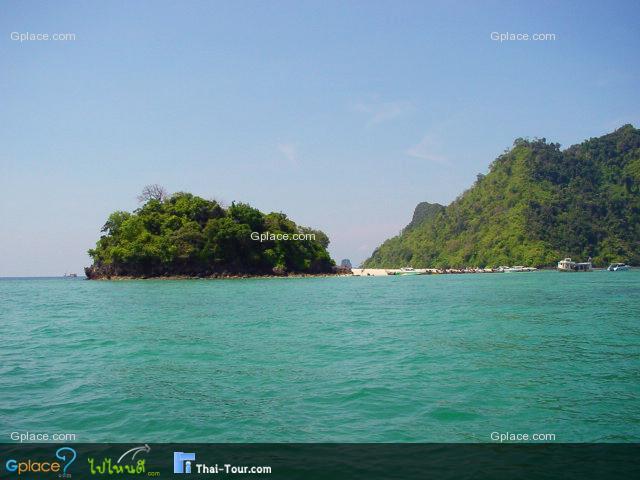 เกาะทับ กระบี่
