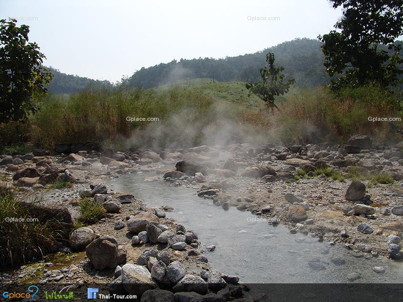 น้ำพุร้อน เมืองไทย