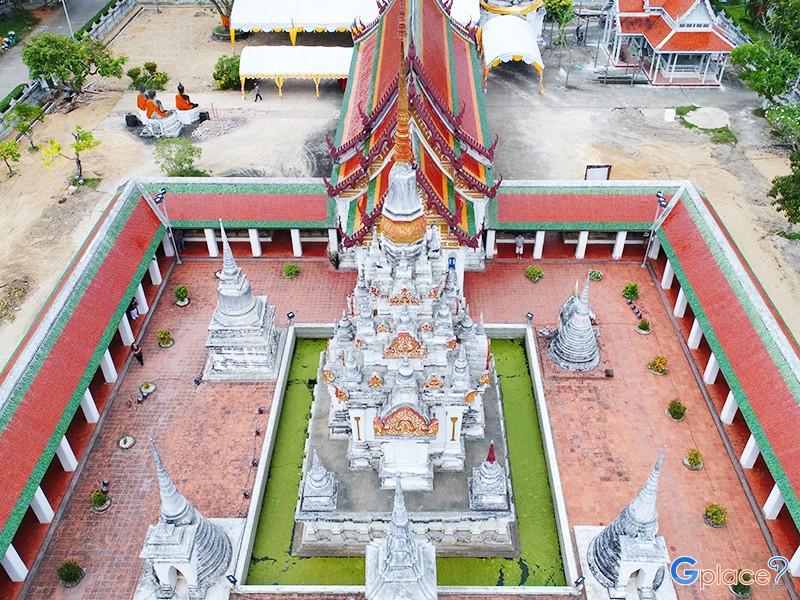 แลนด์มาร์คสำคัญ มุมสูง ภาคใต้ เมืองไทย