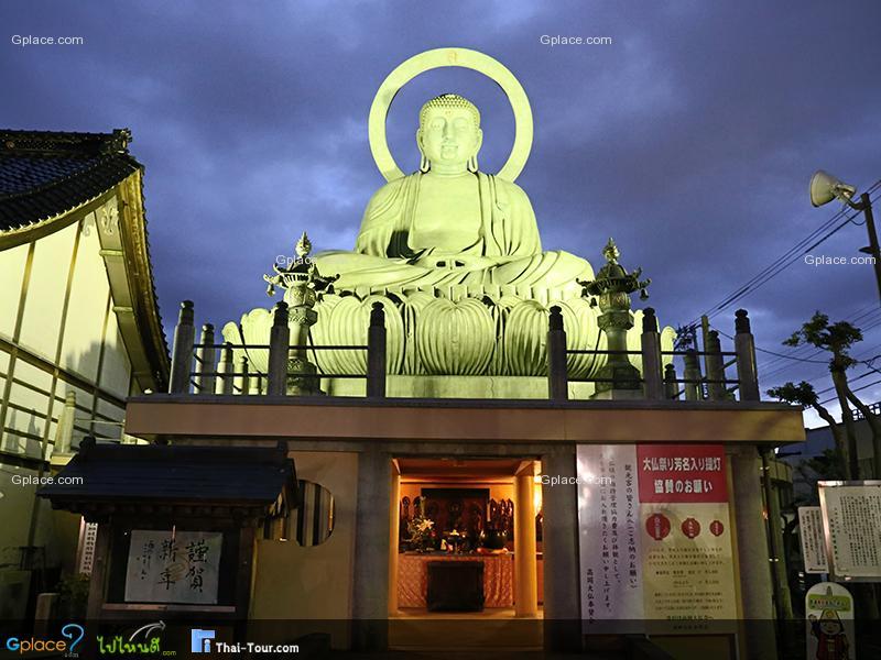 พระพุทธรูปองคืใหญ่ ต่างประเทศ