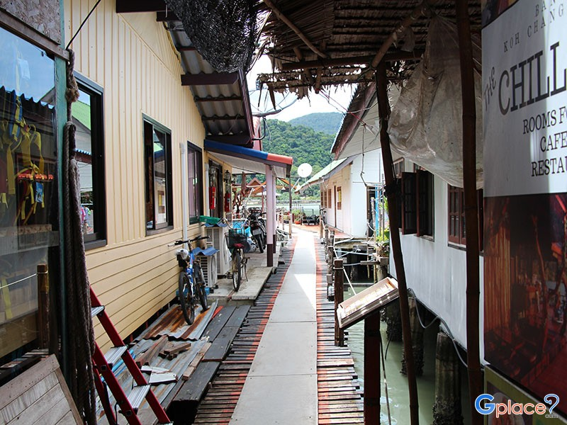 Bang Bao Fishery Village