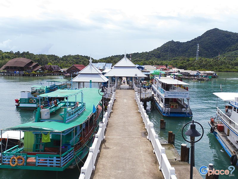 Bang Bao Fishery Village
