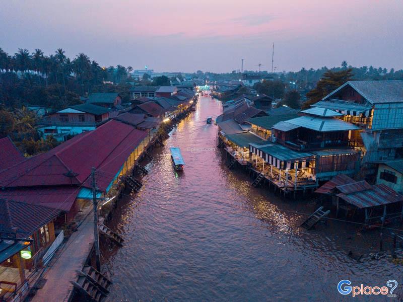 แลนด์มาร์คสำคัญ มุมสูง ภาคกลาง เมืองไทย