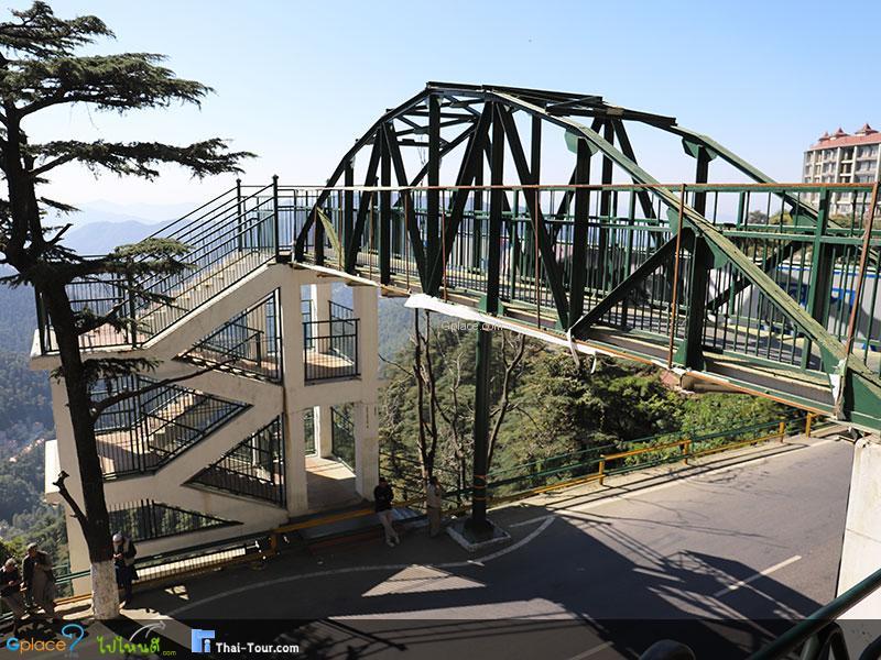 สถานีรถไฟเก่าชิมลา