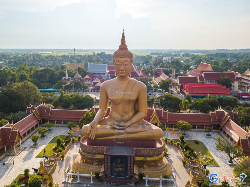 พระพุทธรูปองค์ใหญ่ ทั่วไทย