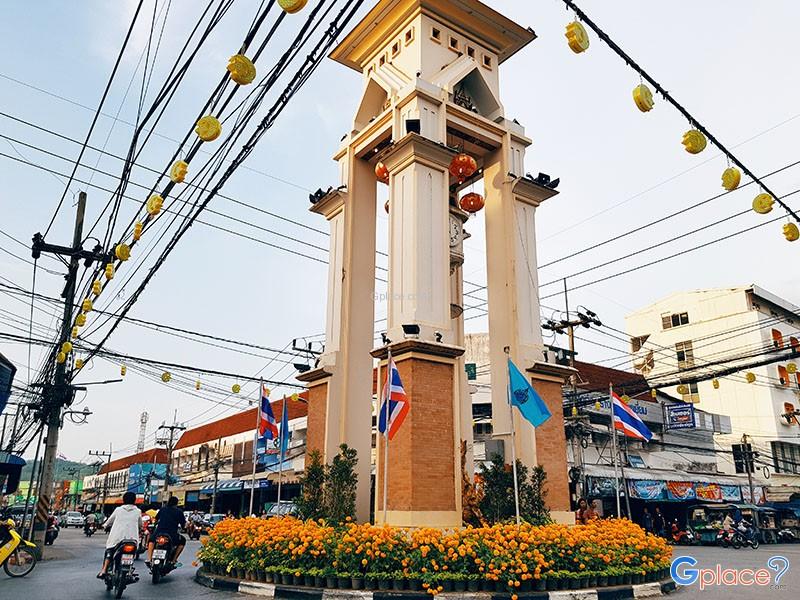 วงเวียน ใจกลางเมือง ทั่วไทย