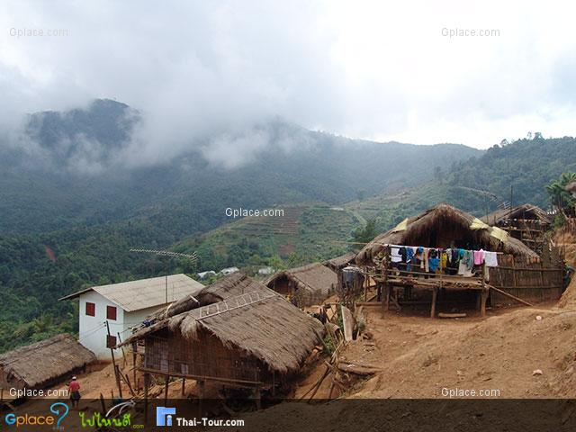 สุดยอดหมู่บ้านชาวเขาน่าเที่ยว