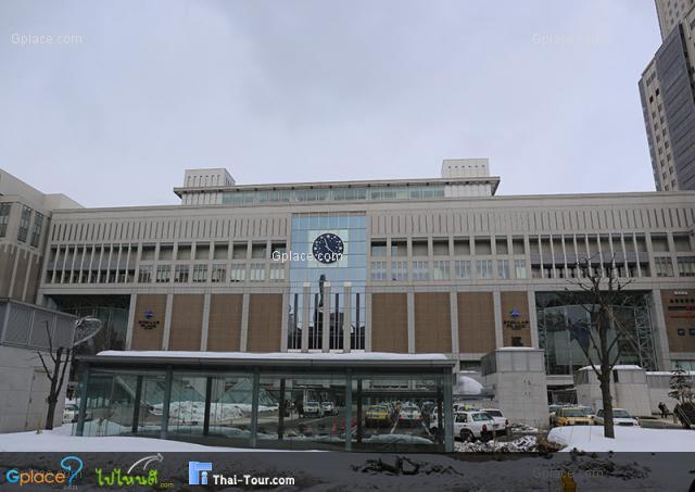 Sapporo Day1