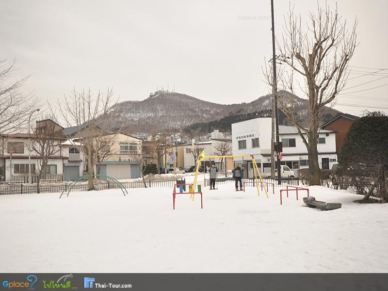 ภูเขาฮาโกดาเตะ