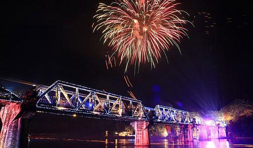 งานสะพานข้ามแม่น้ำแคว