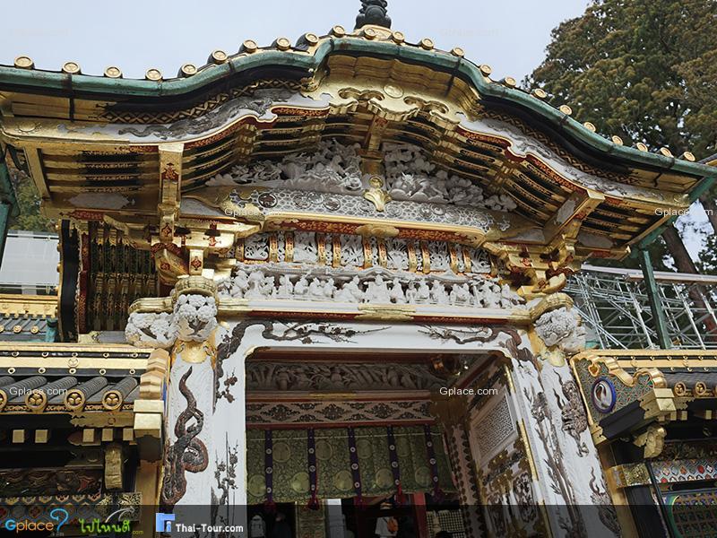 ศาลเจ้านิกโกโทโชกุ Nikko Toshogu