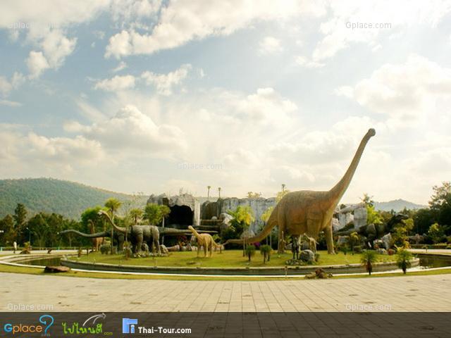 斯里威昂恐龙公园