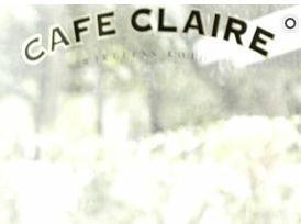 ห้องอาหาร คาเฟ่ แคลร์
