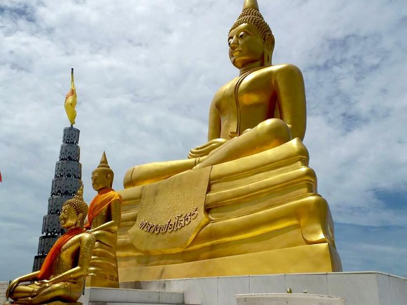 玛哈泰寺,Mueang寺庙