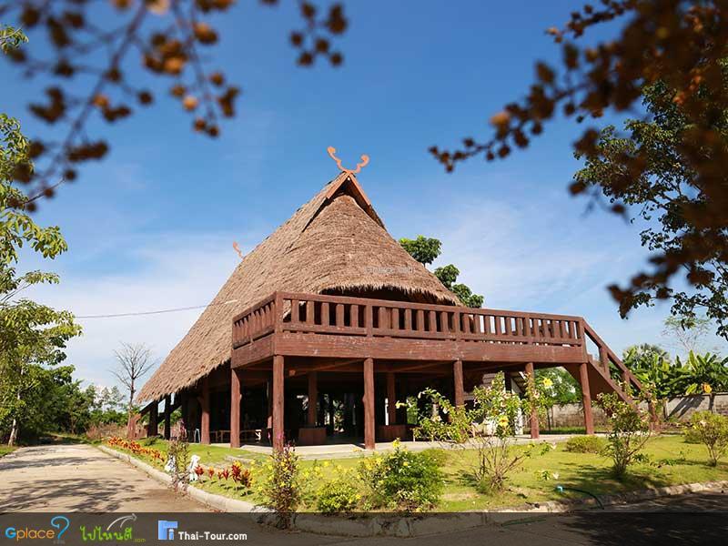 หมู่บ้านไทยดำ หรือ ลาวโซ่ง