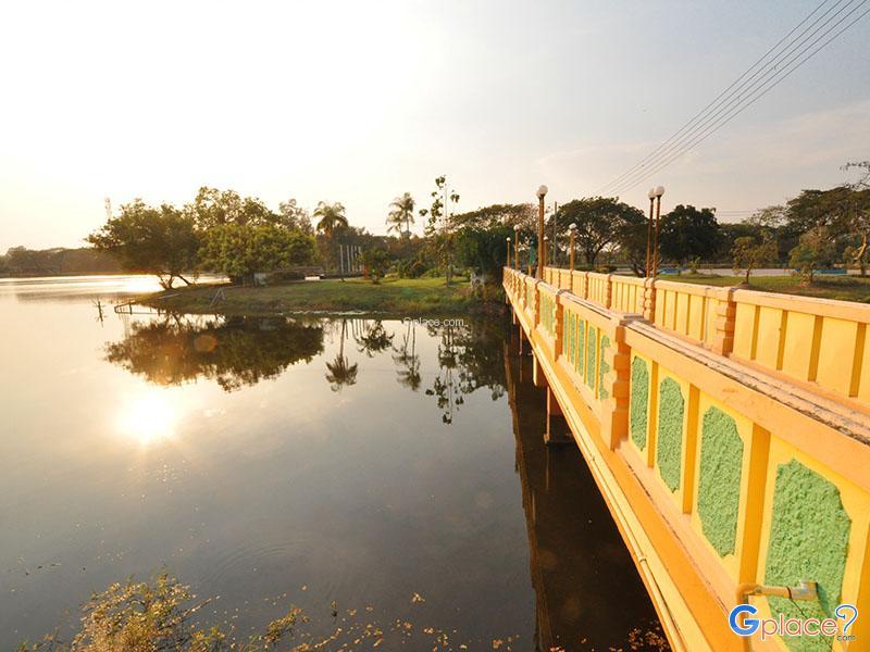 Nong Kra Ting public park