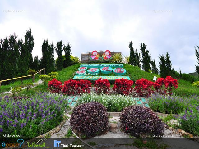 สวนดอกไม้เมืองหนาวเบตง