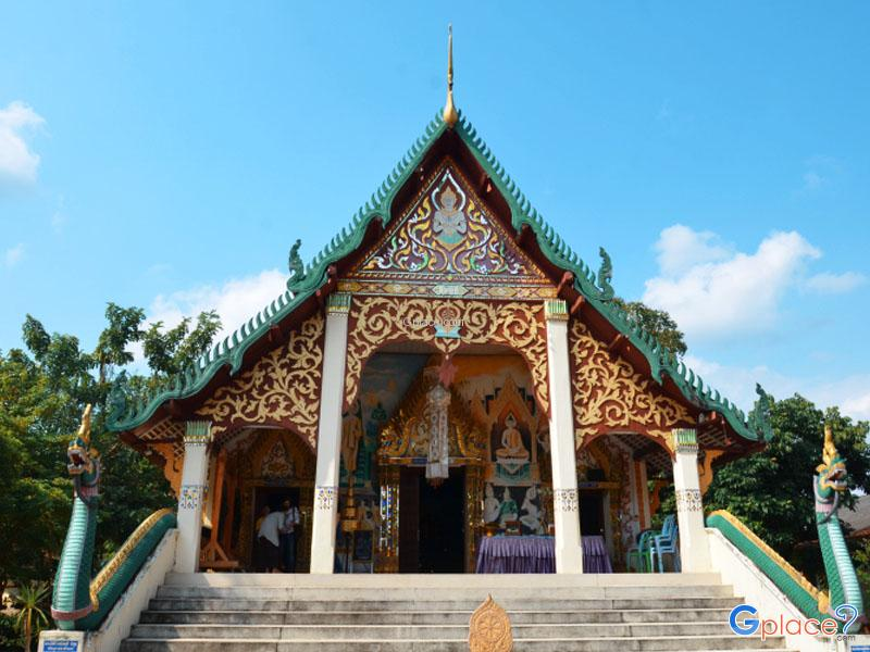 Wat Maha Pho Muang Nan District