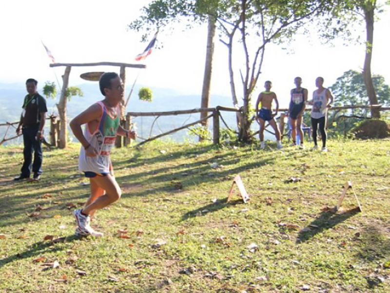 วิ่งป่าตานี พิชิตยอดเขาสันกาลาคีรี ประจำปี 2560