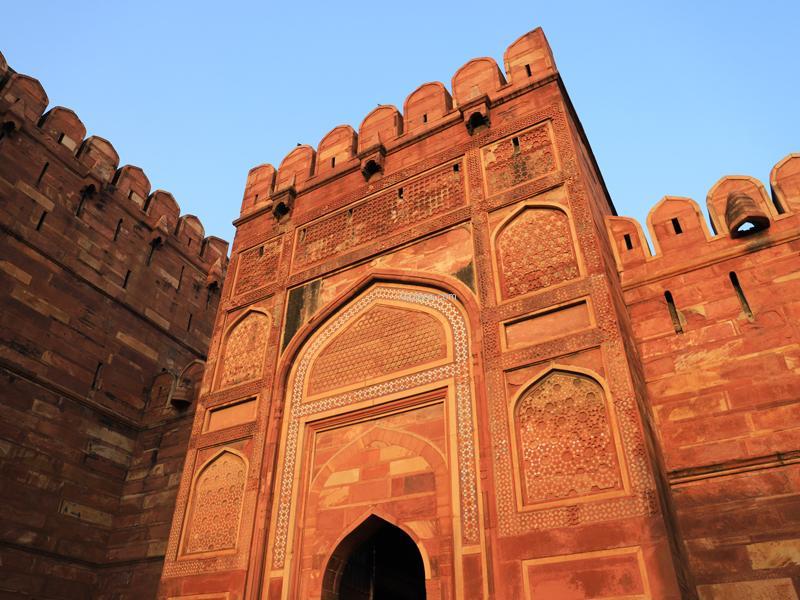 ป้อมอัครา Agra Fort