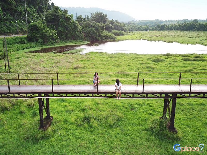 สะพานเหล็กบุญสูง