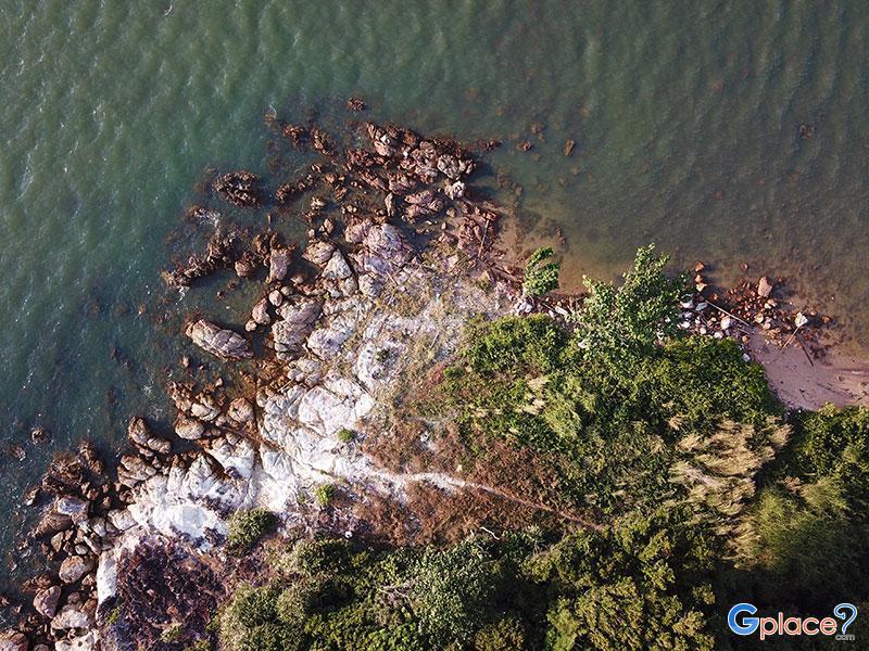 ลานหินสีชมพู เกาะเปริด