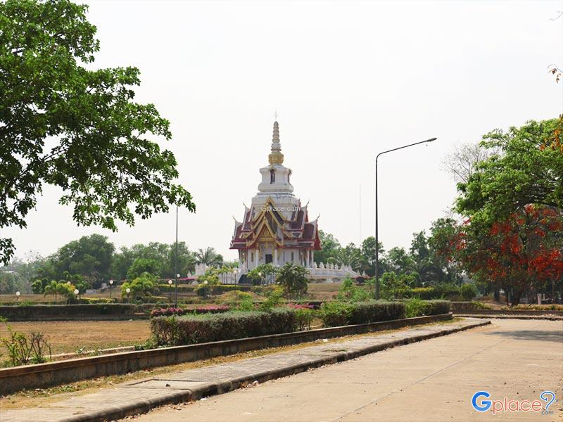 Amnat Charoen City Pillar Shrine