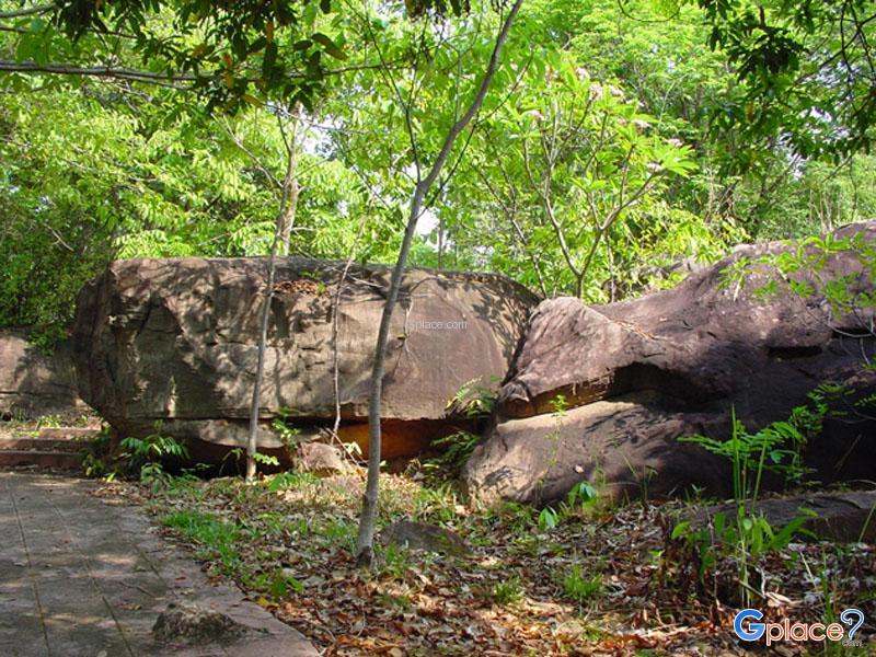 Stone Quarry Site Buri Ram