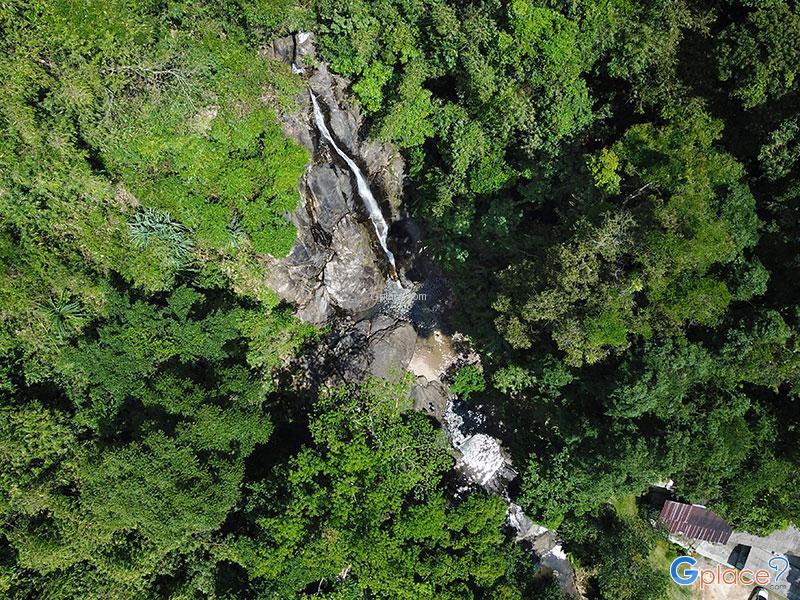 Punyaban Waterfall