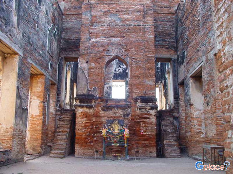 ลพบุรีโบราณสถาน ย้อนยุค น่าเที่ยว