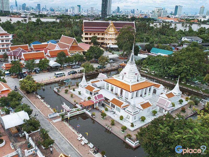 Wat Protketchettharam 寺庙