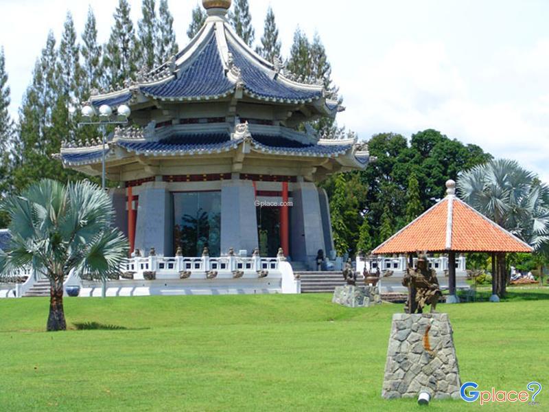 三国云苑 three kingdoms park