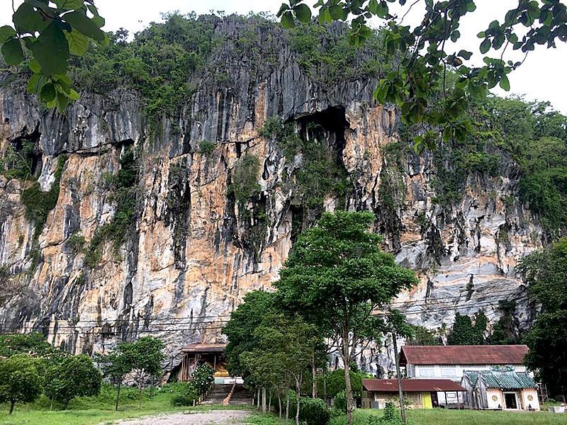 Khao Wong Caves