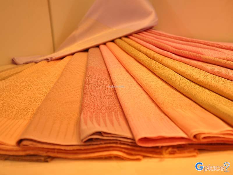 喃奔泰国丝绸