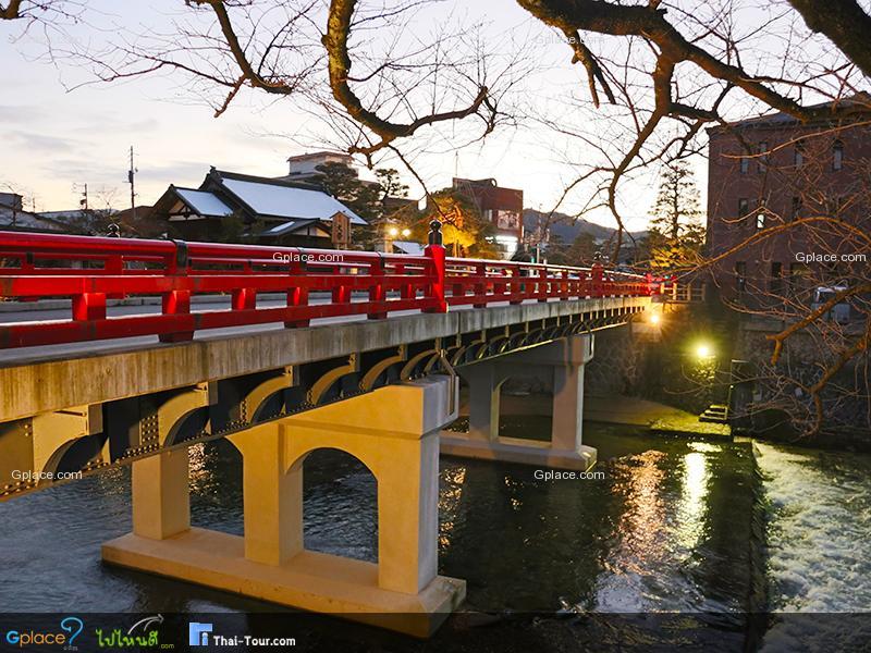 สะพานนาคาบาชิ Nakabashi Bridge