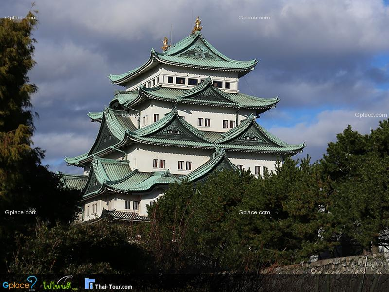 ปราสาทนาโกย่า Nagoya Castle