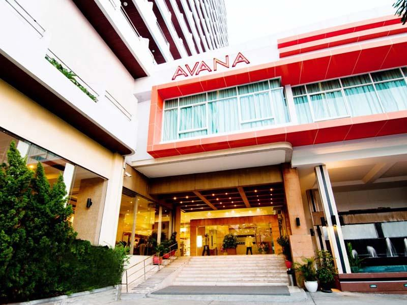โรงแรมเอวานา กรุงเทพ