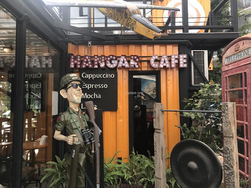 HANGAR Café