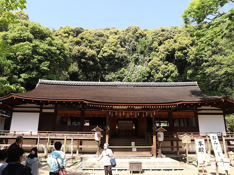 ศาลเจ้าอูจิกามิ Ujigami Shrine