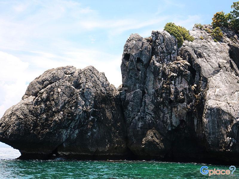 เกาะกะโหลก