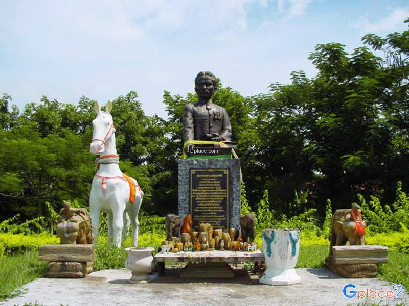 Phraya Chaiyabun Monument