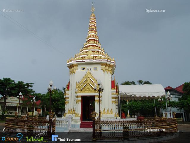 ศาลเจ้าพ่อหลักเมือง ราชบุรี
