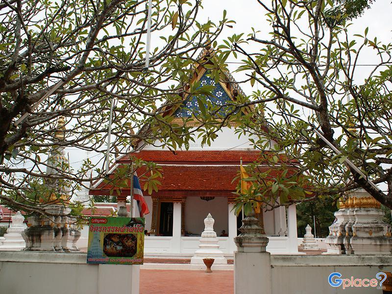 Wat Amphawan Chetiyaram