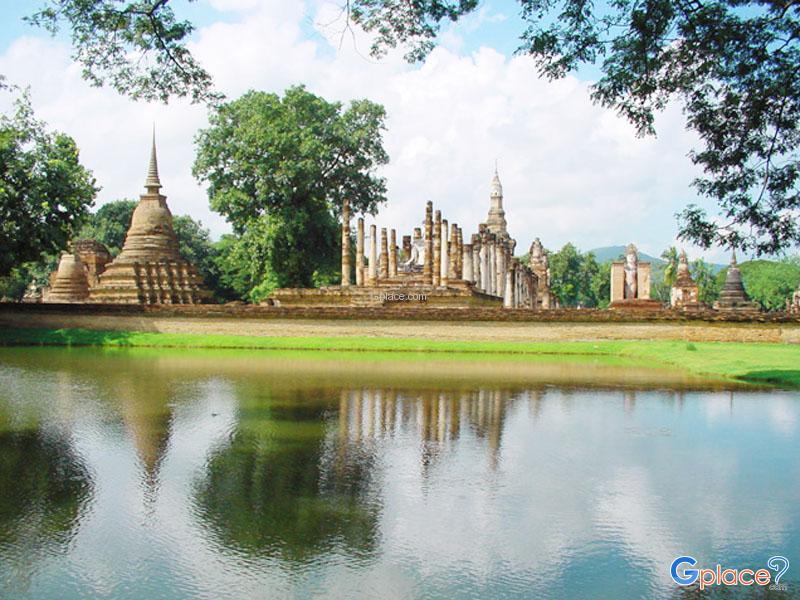 10 สถานที่ท่องเที่ยวทางวัฒนธรรมโบราณสถาน