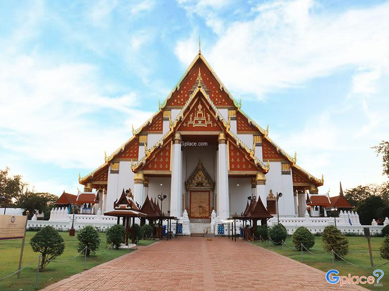 Wihan Phramongkhon Bophit Ayutthaya