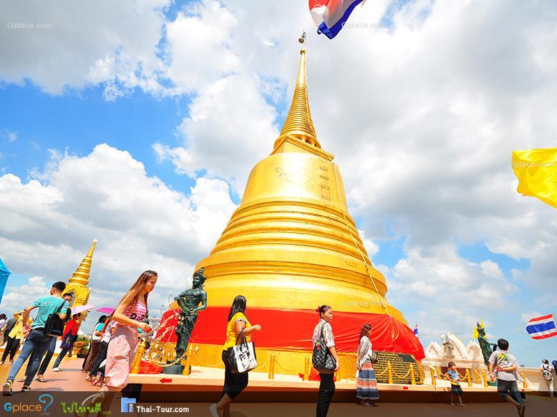 Wat Sraket Bangkok